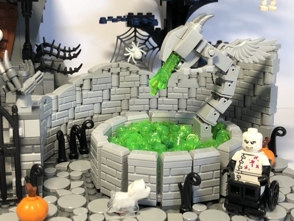 LEGO Ideas The Nightmare Before Christmas 2