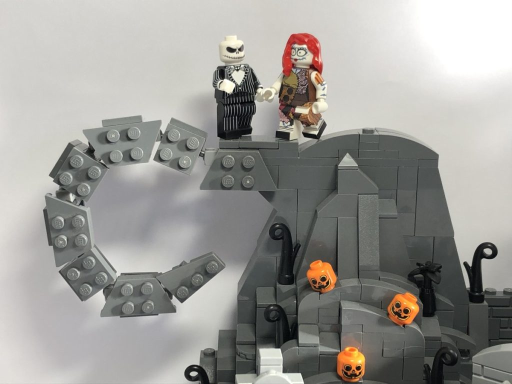 LEGO Ideas The Nightmare Before Christmas 3