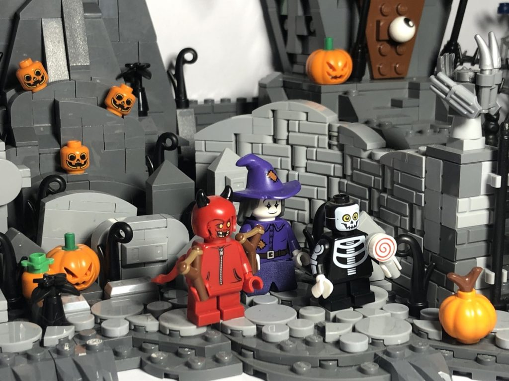 LEGO Ideas The Nightmare Before Christmas 4