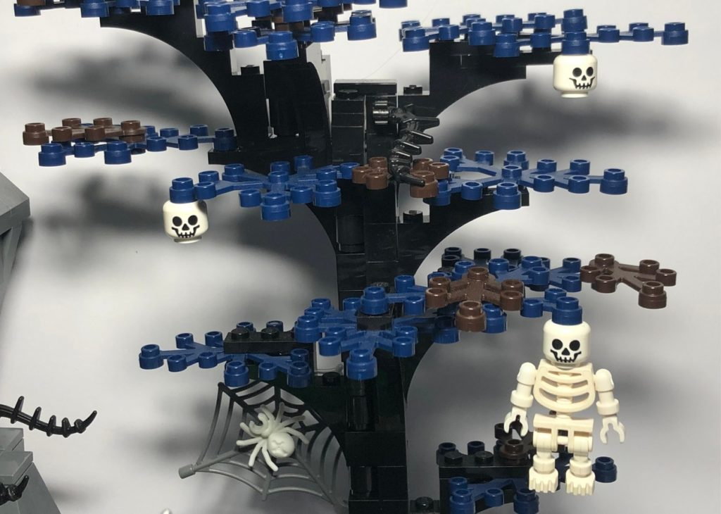 LEGO Ideas The Nightmare Before Christmas 5