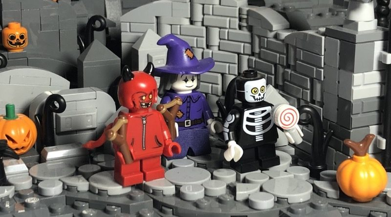 LEGO Ideas The Nightmare Before Christmas Featured 800x445