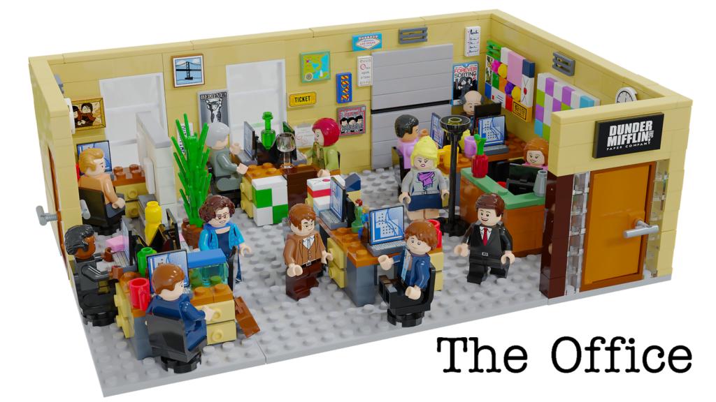 LEGO Ideas The Office 1