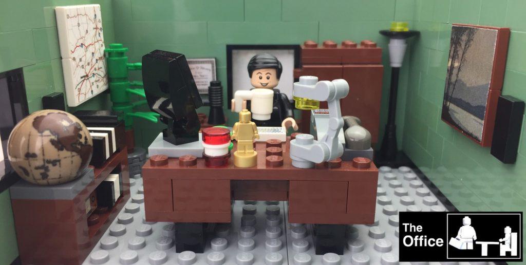 LEGO Ideas The Office 2