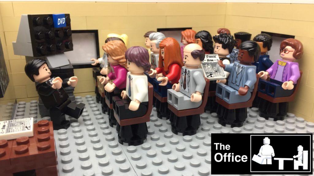 LEGO Ideas The Office 3