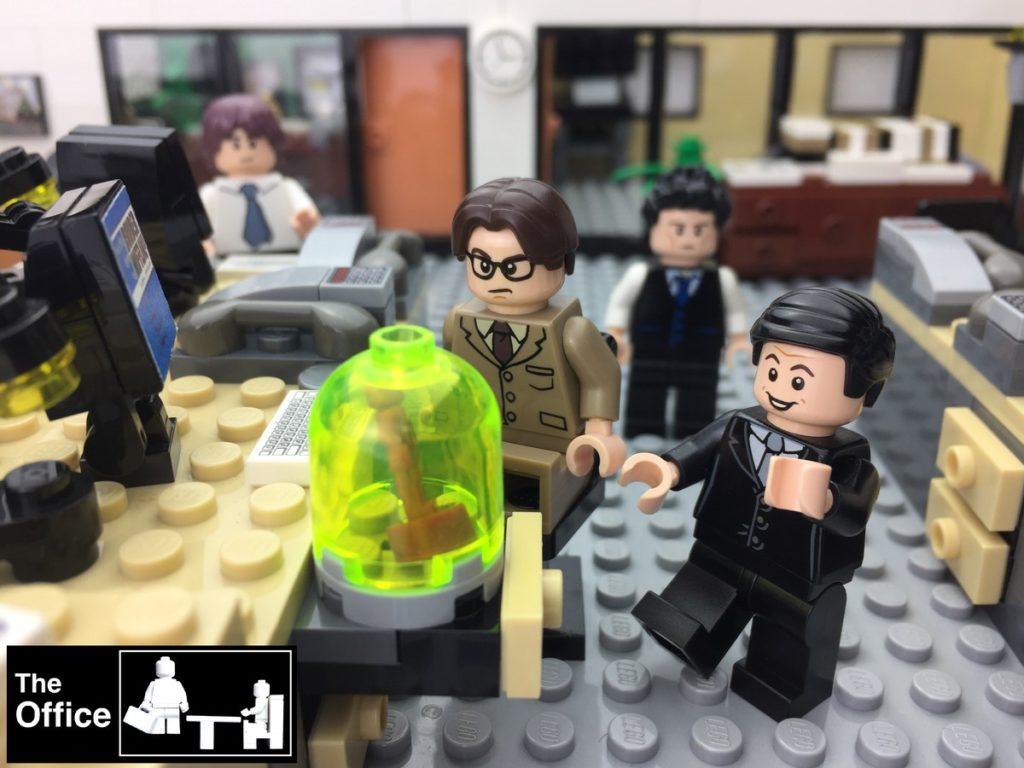 LEGO Ideas The Office 4