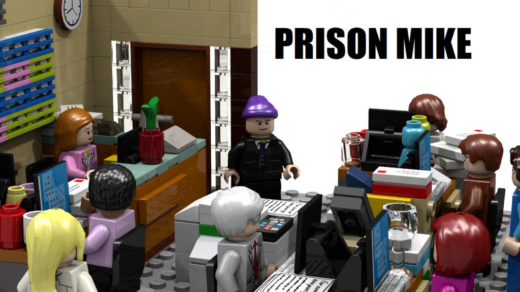 LEGO Ideas The Office 5