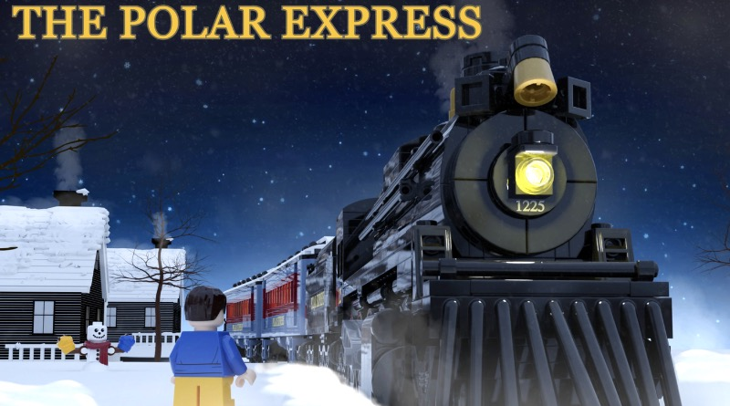 LEGO Ideas The Polar Express Featured