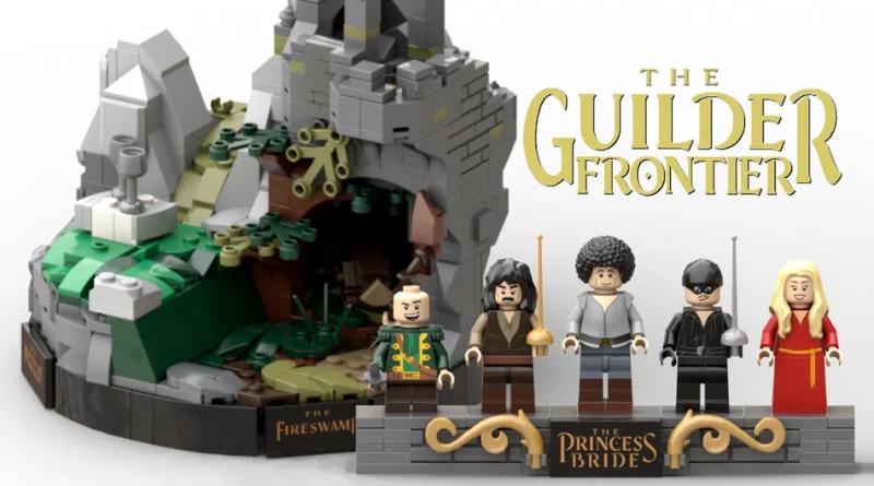 LEGO Ideas The Princess Bride Guilder Frontier
