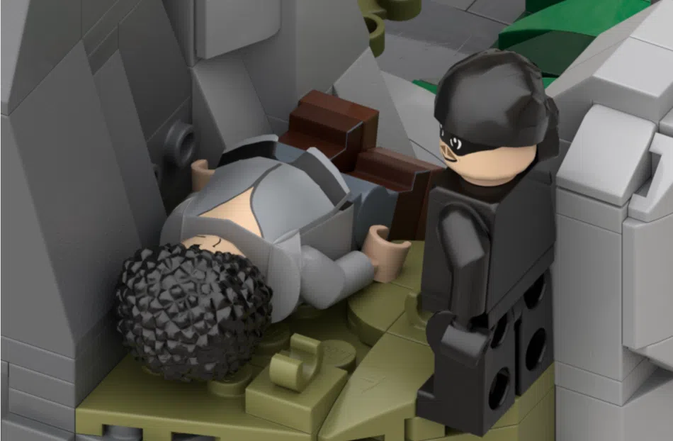 LEGO Ideas The Princess Bride The Guilder Frontier 1 1