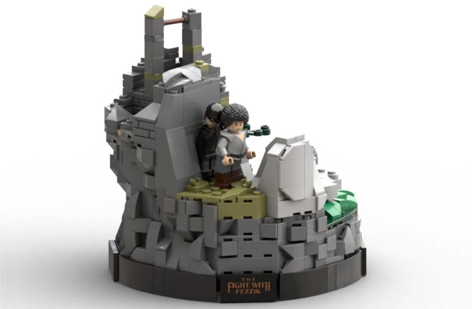 LEGO Ideas The Princess Bride The Guilder Frontier 1
