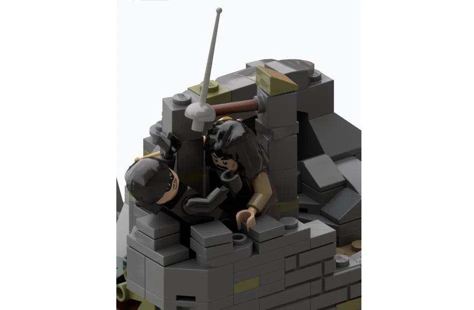 LEGO Ideas The Princess Bride The Guilder Frontier 4