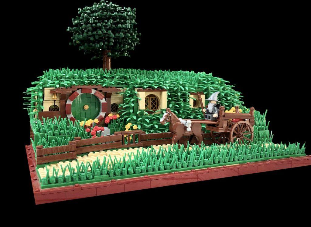 LEGO Ideas The Shire 1