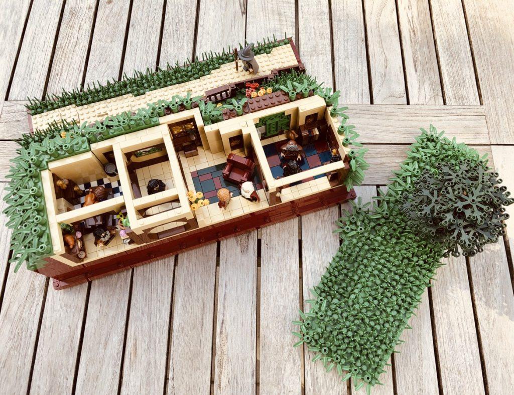 LEGO Ideas The Shire 3