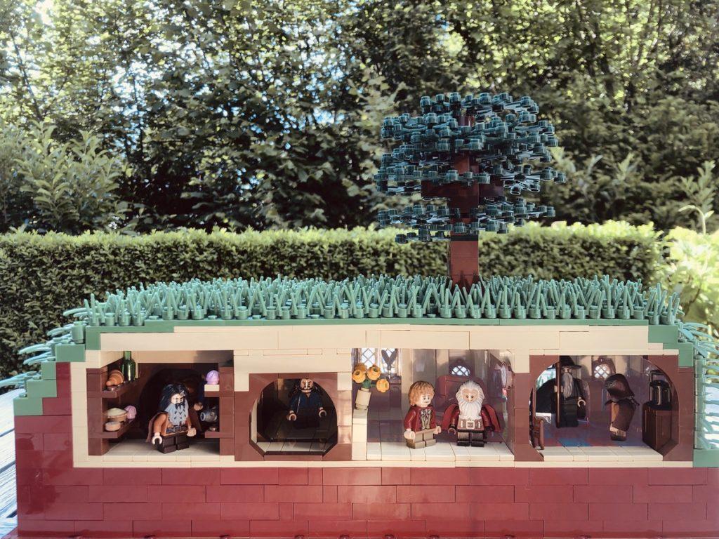 LEGO Ideas The Shire 4