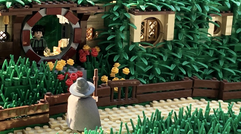 LEGO Ideas The Shire Featured