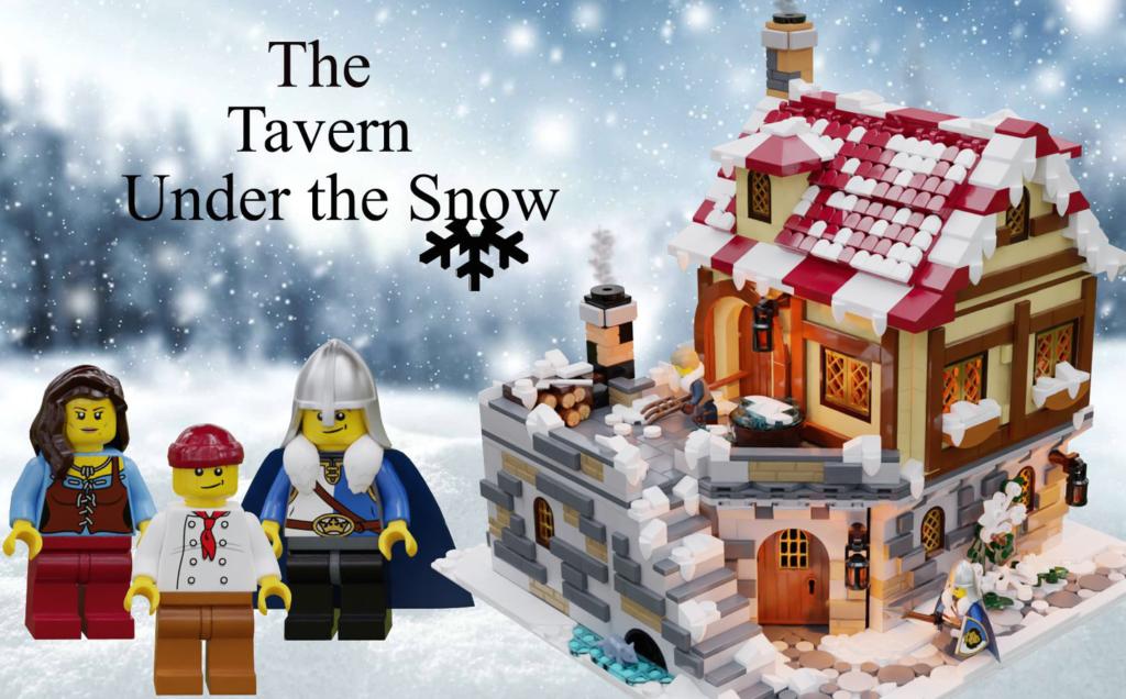 LEGO Ideas The Tavern Under the Snow 1