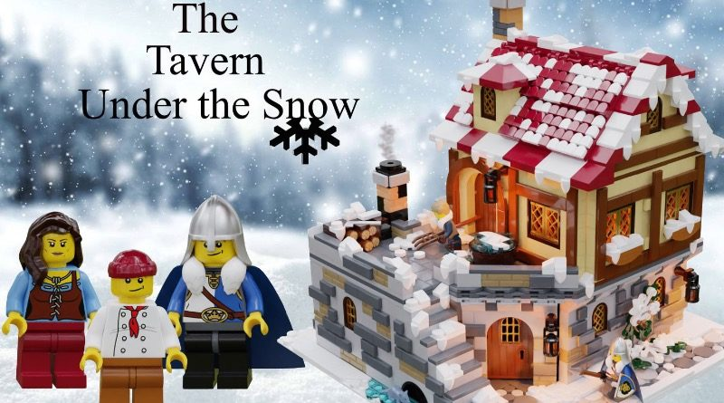 LEGO Ideas The Tavern Under the Snow featured