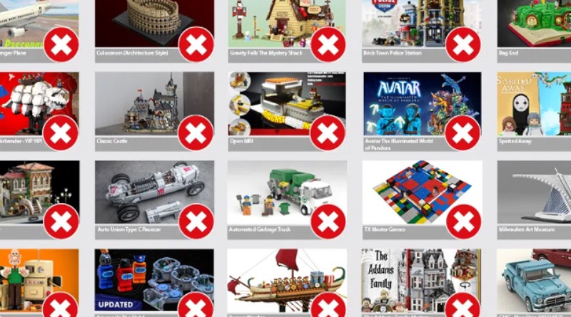 LEGO Ideas Third 2020 Review Results Rejections Featured