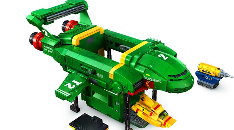 LEGO Ideas Thunderbirds Featured 800 445