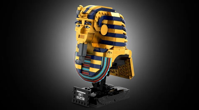 LEGO Ideas Tutankhamun Featured