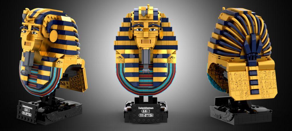 LEGO Ideas Tutankhamun New