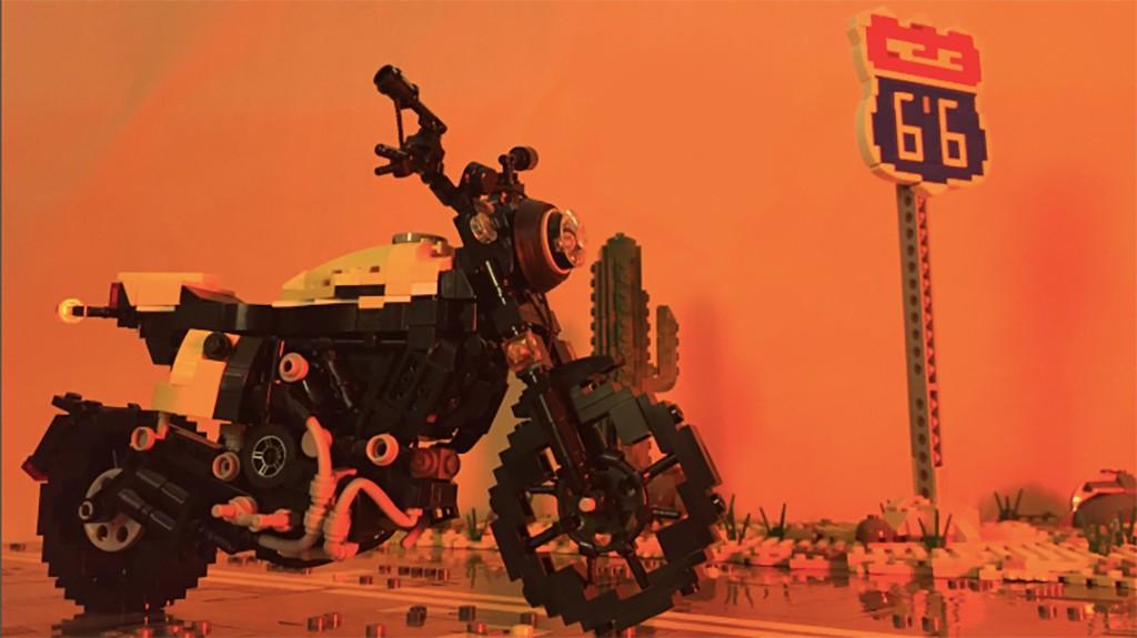LEGO Ideas Ultimate Tour 2