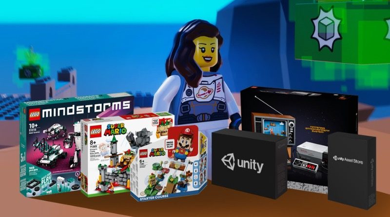 LEGO Ideas Unity Microgame Contest Featured 800x445