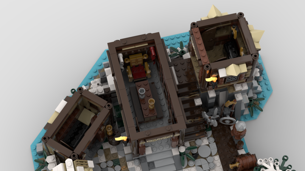 LEGO Ideas Viking Village 5