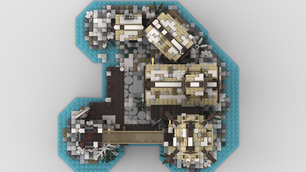 LEGO Ideas Viking Village 6