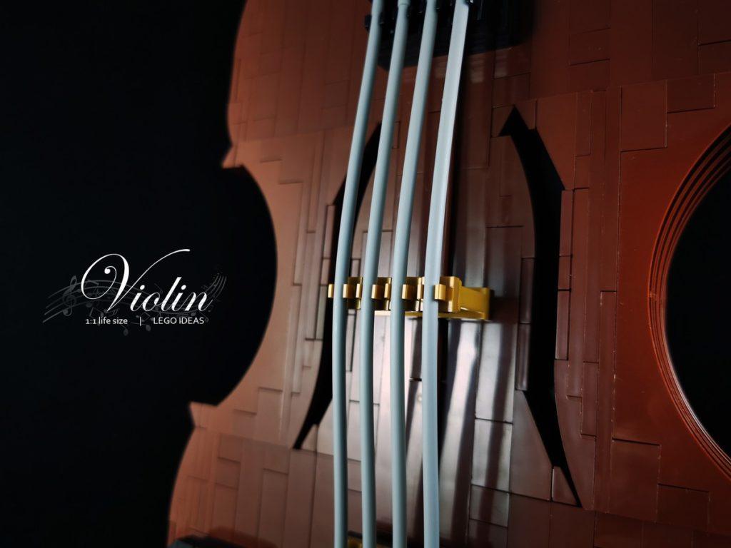 LEGO Ideas Violin 2