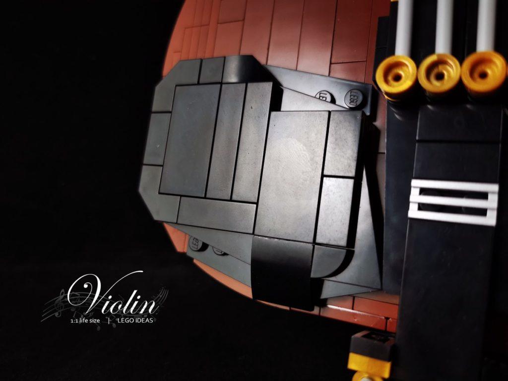 LEGO Ideas Violin 3