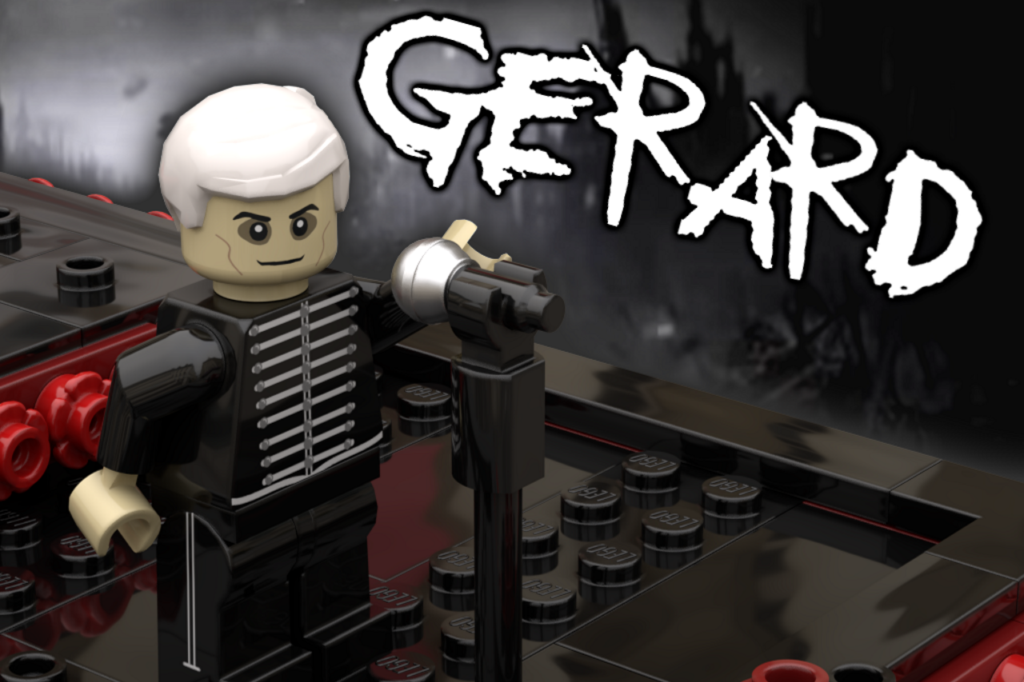 LEGO Ideas Welcome To The Black Parade 2