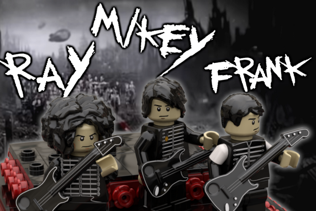 LEGO Ideas Welcome To The Black Parade 3