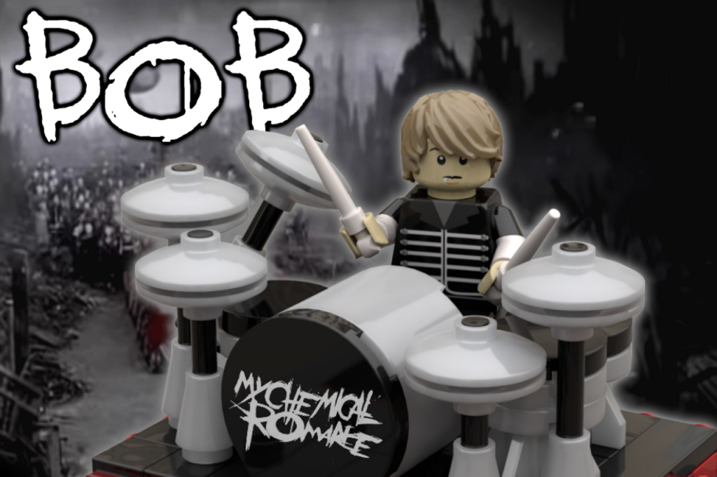 LEGO Ideas Welcome To The Black Parade 4
