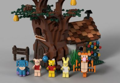 Could a LEGO Ideas reveal be on the cards for National Winnie the Pooh Day?