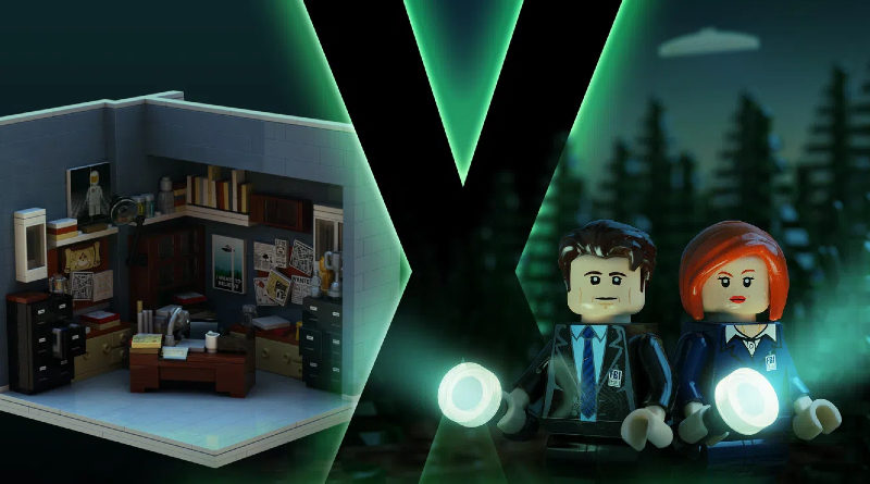 LEGO Ideas X Files Featured 800x445