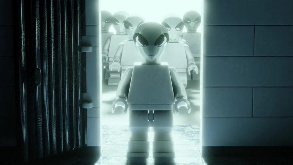 LEGO Ideas X Files Minifigures 3