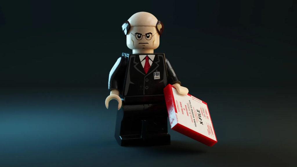 LEGO Ideas X Files Minifigures 2