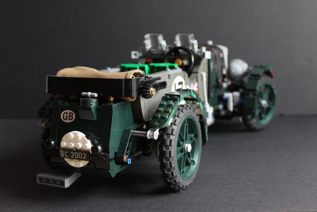 LEGO Ideas Bentley 2