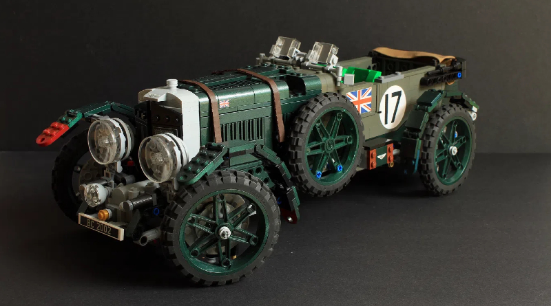 LEGO Ideas Bentley Featured