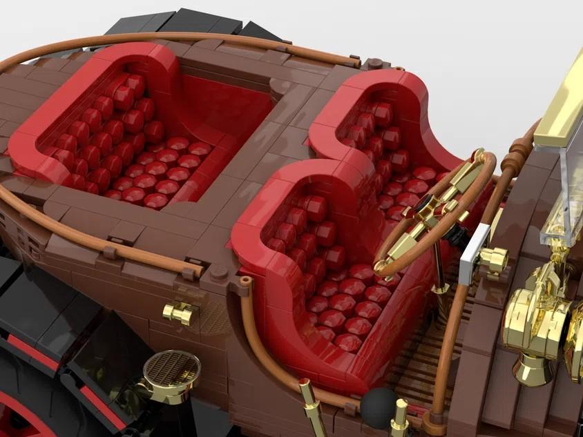 LEGO Ideas Chitty 2