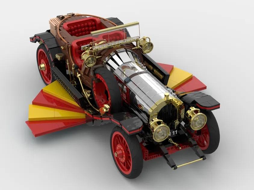 LEGO Ideas Chitty
