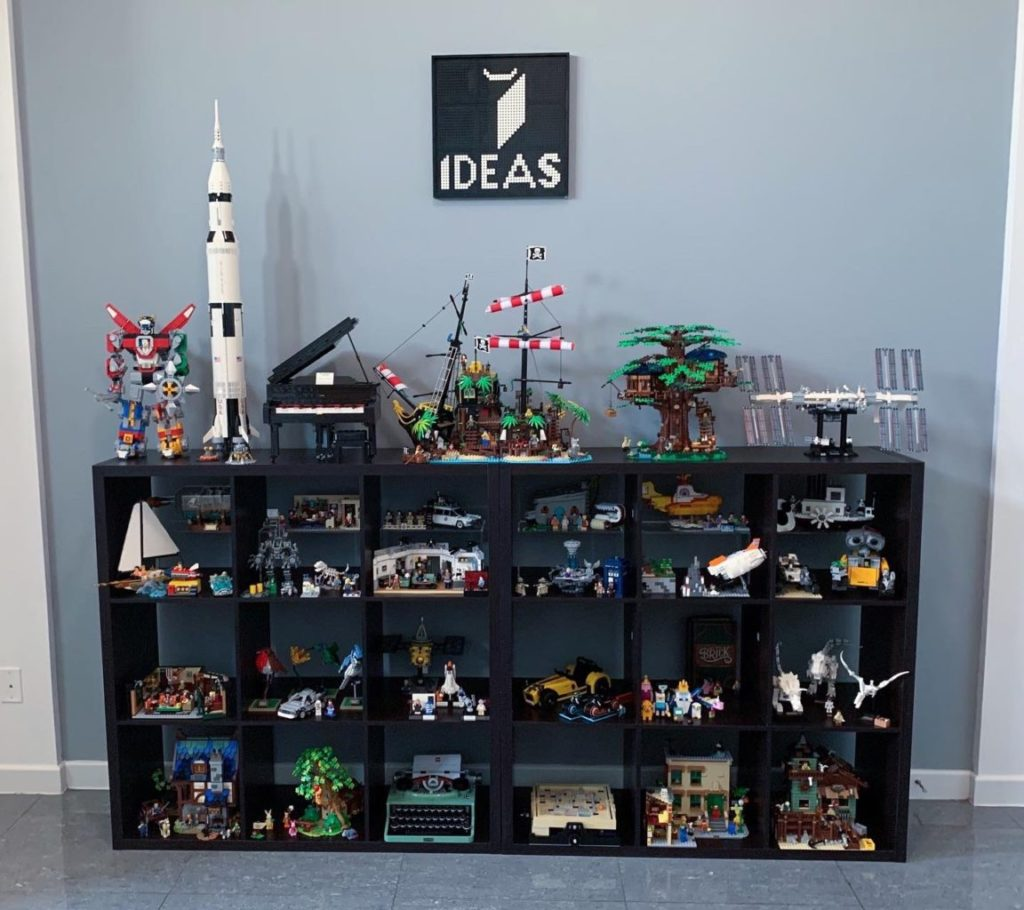 LEGO Ideas complete collection 2021