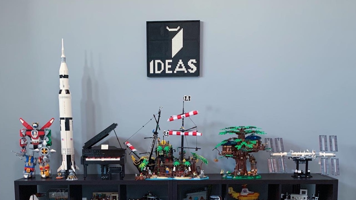 LEGO Ideas Complete Collection 2021 Featured
