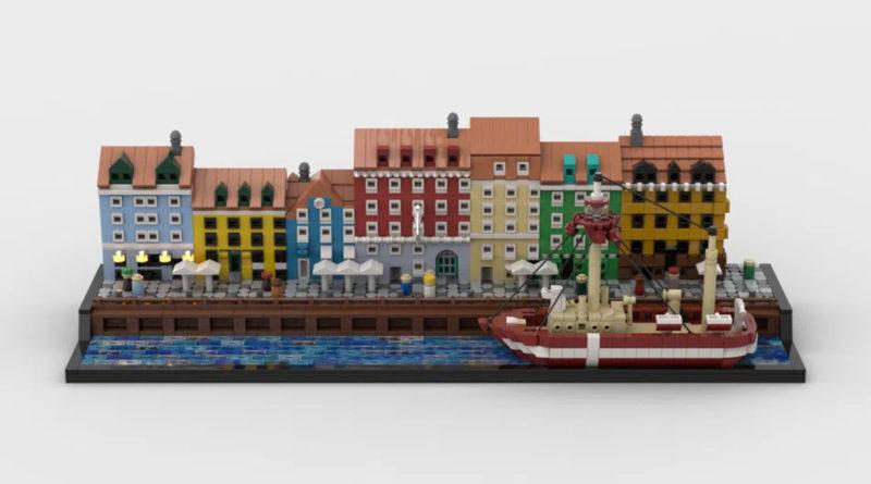 LEGO Ideas copenhagen featured
