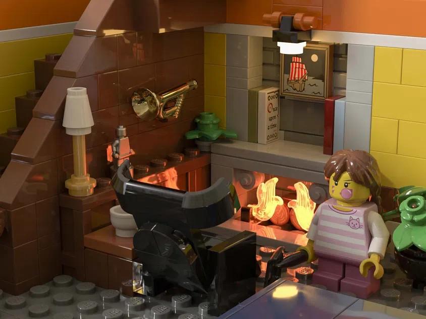 LEGO Ideas Costume Shop 3