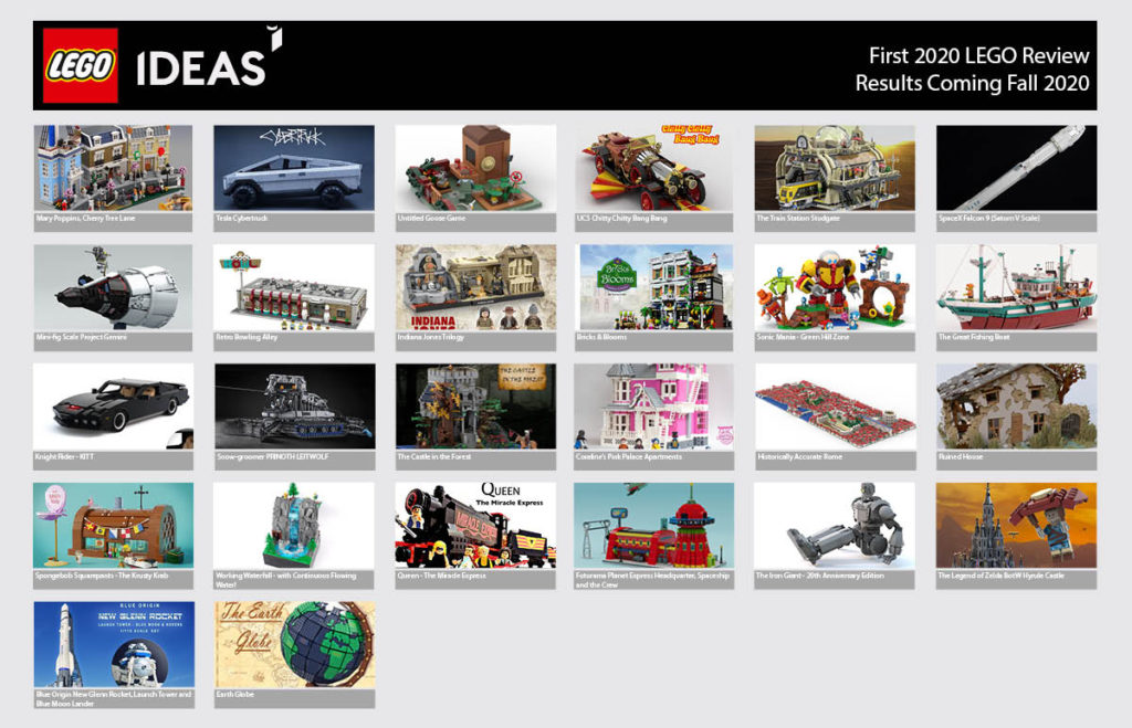 LEGO Ideas First 2020 Review