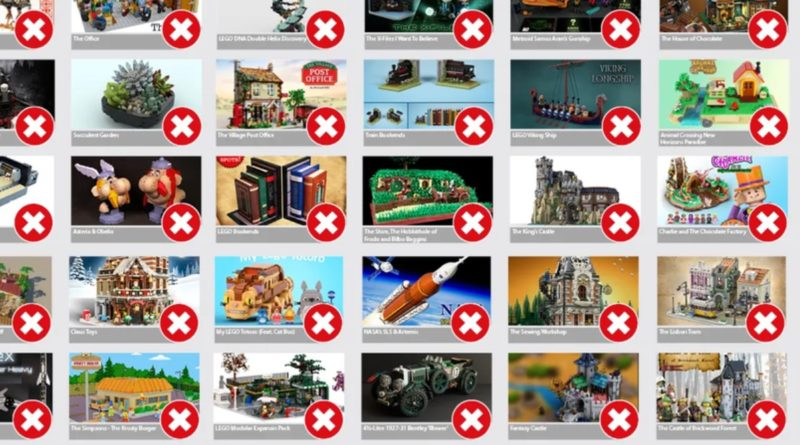 LEGO Ideas first 2021 review results featured