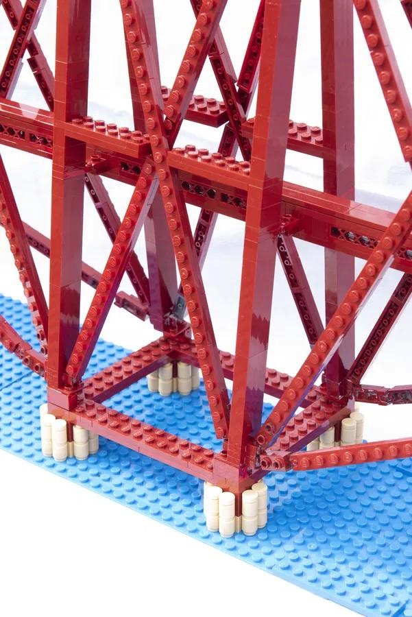 LEGO Ideas Forth Bridge Base