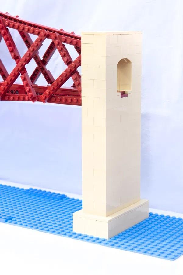 LEGO Ideas Forth Bridge Support